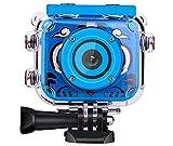 Smyidel Kids Digital Camera,1080P Supported Waterproof Video Camera Mini 2 Inch Screen Best