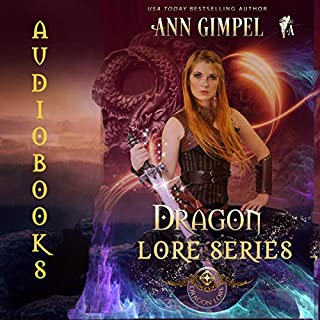 Dragon Lore (4 Book Series) audiobook cover art