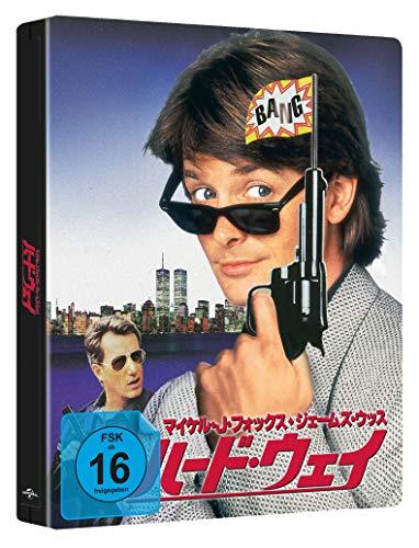 Auf die harte Tour - Japanisches Steelbook - Blu-ray