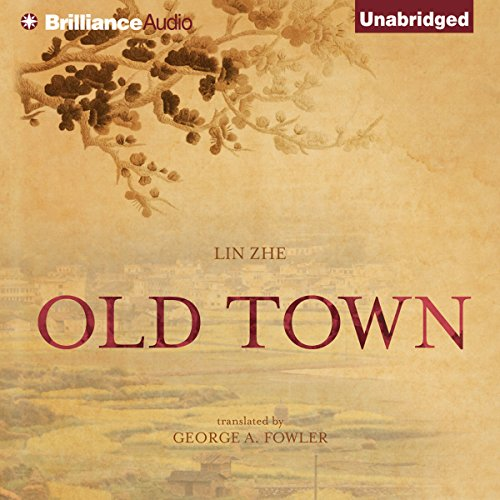 Old Town audiobook cover art