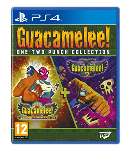 Guacamelee! One-Two Punch