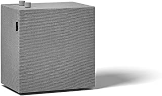 Urbanears Stammen Multi-Room Wireless and Bluetooth Connected Speaker, Concrete Grey (04091776)