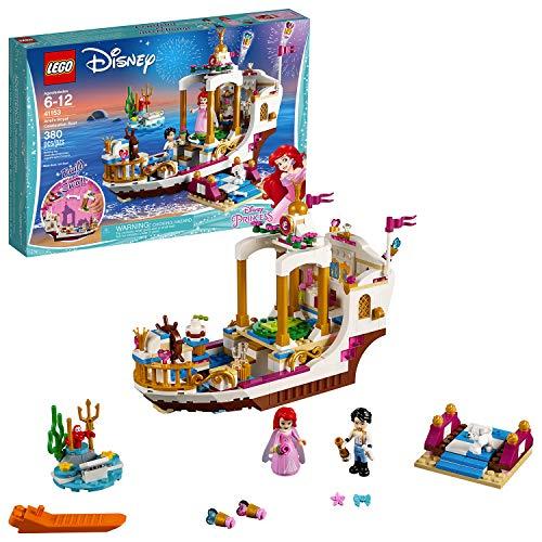 LEGO- Disney Princess Barca della Festa Reale di Ariel, Multicolore, 41153