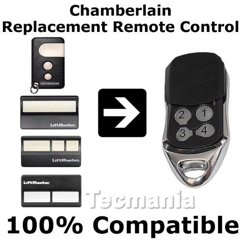 Ersatz-Fernbedienung für Garagentorantrieb Chamberlain LiftMaster 433XE, 4330E, 4332E, 4333E, 4335E