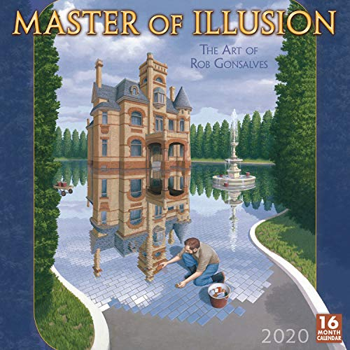 CAL-2020 MASTER OF ILLUSION TH