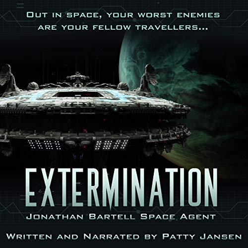 Extermination Audiobook By Patty Jansen cover art