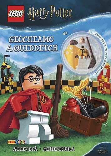 Giochiamo a quidditch! Lego Harry Potter. Ediz. a colori. Con gadget
