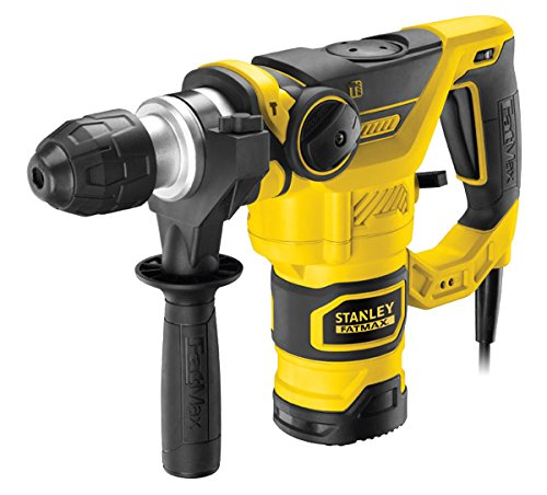 STANLEY FATMAX FME1250K-QS - Martillo percutor SDS Plus 1.25