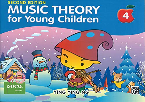 Music Theory for Young Children Book 4 Second Edition (Poco Studio Edition)