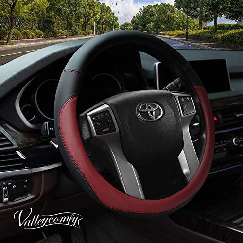 valleycomfy steering wheel covers