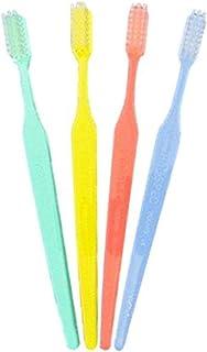 ジーシー GC プロスペック 歯ブラシ ヤング H(かため) 普通色 8本