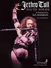 Jethro Tull - Flute Solos: As Performed by Ian Anderson [Sheet music]
