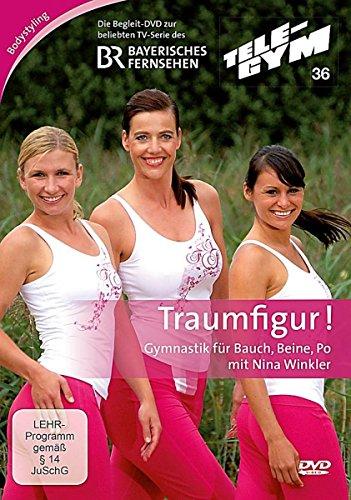 TELE-GYM 36 - Traumfigur! Gymnastik für Bauch, Beine, Po
