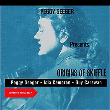 Peggy Seeger Presents Origins Of Skiffle (Original EP 1957)