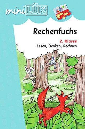 miniLÜK: Der Rechenfuchs: Lesen, Denken, Rechnen 2. Klasse