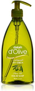 Dalan d'Olive Liquid Hand Soap 400ml / 13.5 Fl.oz. x 12 Pcs (Full Case) SAVE $15!!!