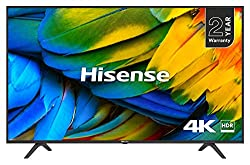 4K Ultra HD - stunningly realistic picture quality and pin-sharp clarity. HDR technology - dramatically enhances detail by maximising contrast and colour accuracy. DTS Studio Sound - volume levelling, bass enhancement, speaker EQ and dialog enhanceme...