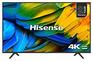 HISENSE H50B7100UK 50-Inch 4K UHD HDR Smart TV with Freeview Play (2019) (B07QMSF1YD) | Amazon price tracker / tracking, Amazon price history charts, Amazon price watches, Amazon price drop alerts