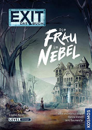 EXIT - Das Buch: Die Frau im Nebel: Graphic Novel