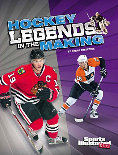 Hockey Legends in the Making (English Edition)