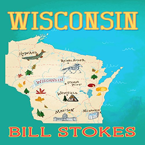 Wisconsin audiobook cover art