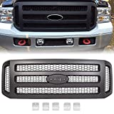 JMTAAT Black Paintable Grille Compatible With...