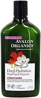 Avalon Organics, Conditioner Deep Hydration Maple Sap And Magnolia, 11 Ounce
