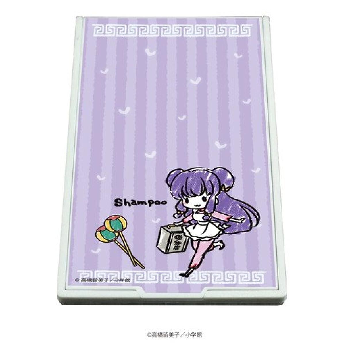 ジャンクション暗い翻訳キャラミラー「らんま1/2」03/シャンプー(グラフアートデザイン)