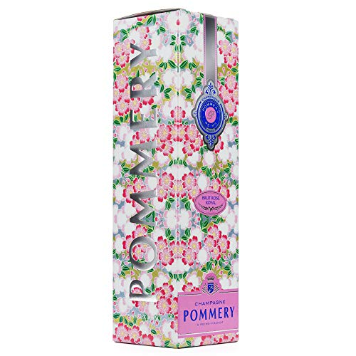 Pommery BRUT ROSÉ in Hanami-Geschenkpackung Roséchampagner (1 x 0.75 l) - 6