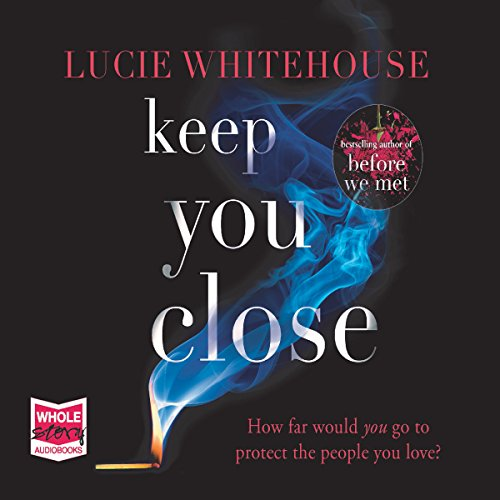 Keep You Close audiobook cover art