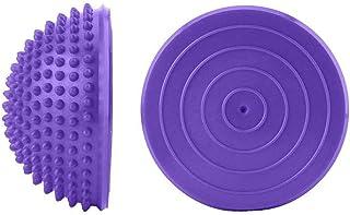 Nanxi Sport Palline Massaggio,6.5cm 7.5cm Spiky Massage Ball,Hedgehog Palline Massaggio Adulti Terapia del Dolore Antistress per Massaggiare i Piedi,Spalle,Braccia e Schiena per Yoga,Pilates