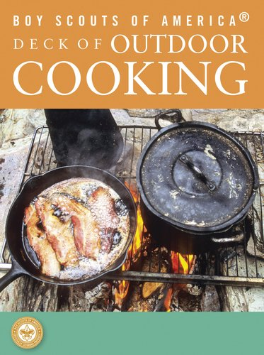Boy Scouts of America's Deck of Outdoor Cooking