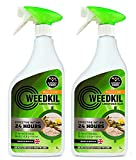 Best Weed Killer Pet Friendly - WeedKil Fast Acting Weed Killer 2 x 1 Review