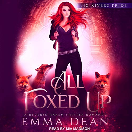 All Foxed Up audiobook cover art