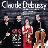 Debussy: Chamber Music [Messiaen Quartet Copenhagen] [Danacord: DACOCD 842]