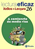 A camioneta da media risa Xogo de Lectura (Galego - Material Complementario - Xogos De Lectura) - 9788421666265