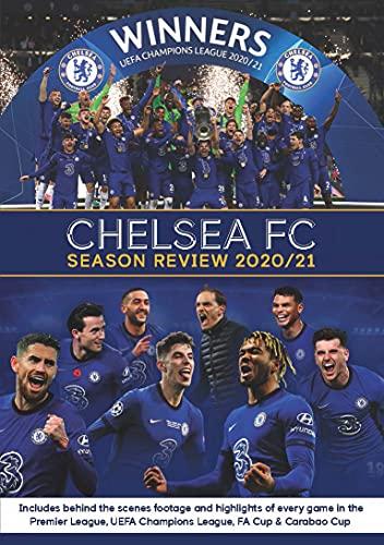 Chelsea FC Season Review 2020/21 [DVD] [Reino Unido]