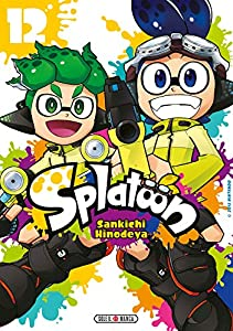 Splatoon Edition simple Tome 12