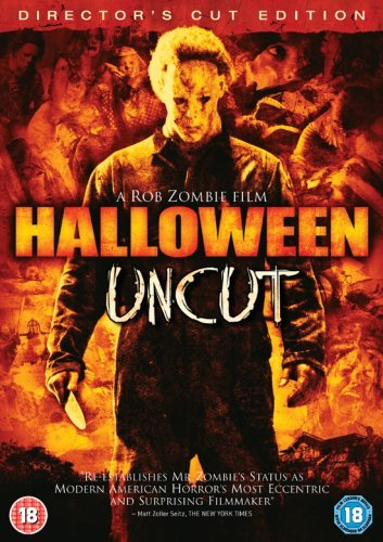 Halloween: Uncut (Director's Cut Edition) [DVD] by Rob Zombie