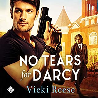 No Tears for Darcy audiobook cover art