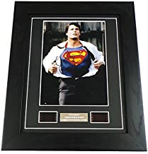 christopher reeve signed