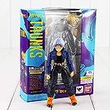 CXNY Figuras de acción Dragon Ball Figura Dragon Ball Super Dragon Ball Figuras de acción Trunks Shf...