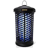 5. NAIYO Bug Zapper Outdoor, 4200V 18W High-Efficiency Electric Mosquito Killer, Waterproof Fly Trap, Suitable for Indoor, Outdoor, Patio, Garden, Courtyard and Other Places