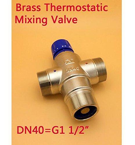 DN40 messing thermostatische ventiel, 1 1/2