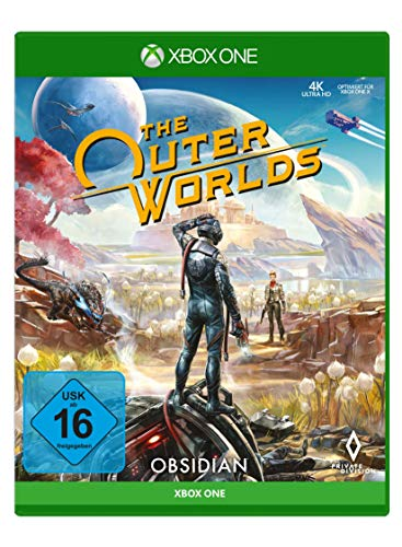 The Outer Worlds sur Xbox One