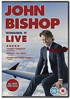 John Bishop: Winging It Live DVD