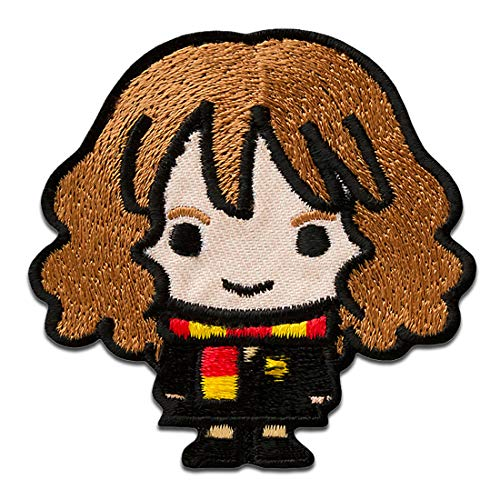 Harry Potter © Hermione Granger - Parches termoadhesivos bordados aplique para ropa