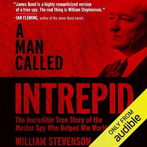 A Man Called Intrepid  By  cover art
