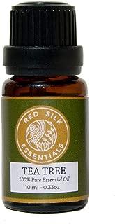 Tea Tree Essential Oil, 100% Pure Undiluted Melaleuca Alternifolia - 10ml