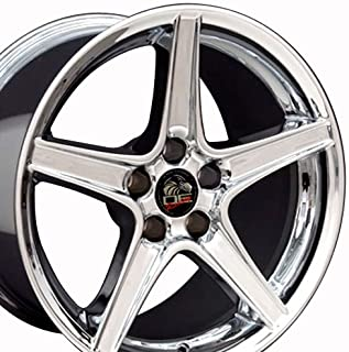 Best mustang saleen wheels Reviews